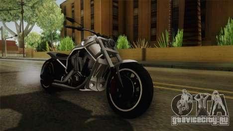 GTA 5 Western Nightblade для GTA San Andreas вид справа