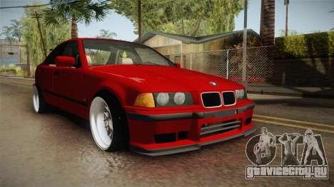 BMW 3 Series E36 Sedan для GTA San Andreas