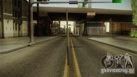 Police Stick для GTA San Andreas второй скриншот