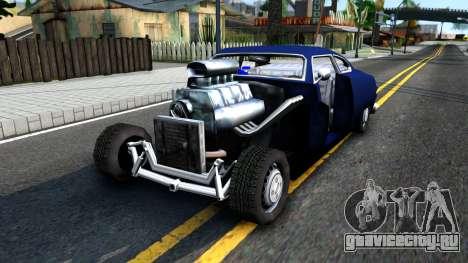FNF8 Hermes V2.0 для GTA San Andreas
