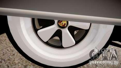 Volkswagen Kombi Tipo 2 Rod Cabine Simples для GTA 4 вид сзади