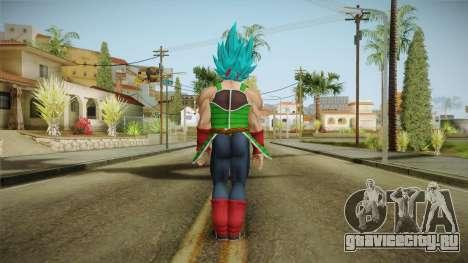 Dragon Ball Xenoverse - Bardock SSGSS для GTA San Andreas третий скриншот