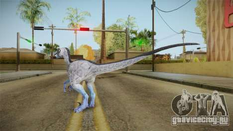 Primal Carnage Velociraptor Hypothermic для GTA San Andreas