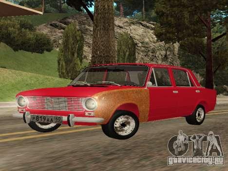 ВАЗ 2101 Для GVR начальная версия для GTA San Andreas
