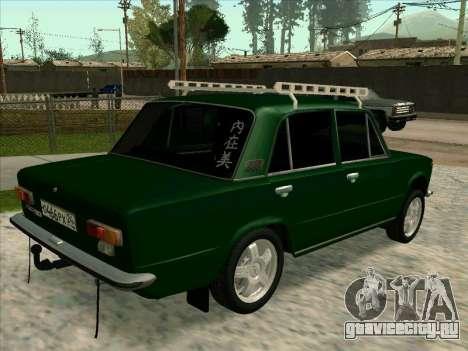 VAZ-21013 для GTA San Andreas вид сзади слева