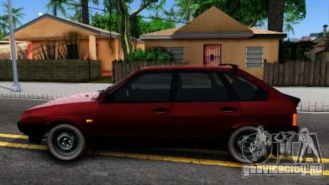 ВАЗ-21096 для GTA San Andreas вид слева