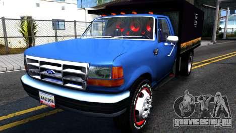 Ford F-350 Harina Pan Venezolano для GTA San Andreas