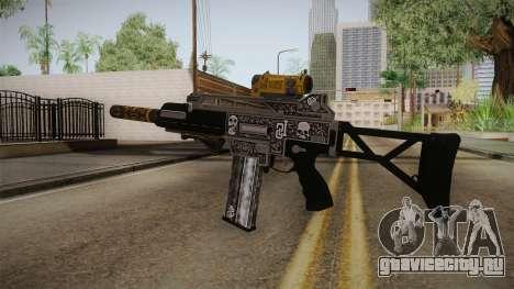 GTA 5 Special Carbine P v1 для GTA San Andreas второй скриншот
