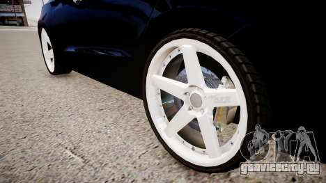 Hyundai ix35 DUB vs 2 для GTA 4 вид сзади