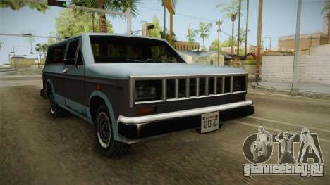 Bobcat XL для GTA San Andreas