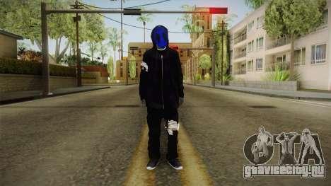 Eyeless Jack Skin для GTA San Andreas второй скриншот