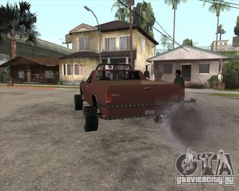 Picador 4x4 для GTA San Andreas