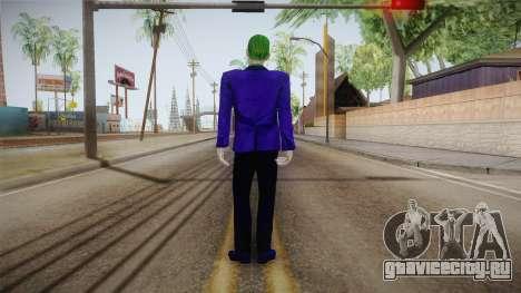 The Joker для GTA San Andreas третий скриншот