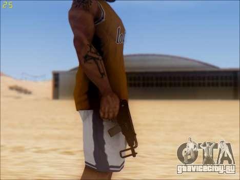 GTA 5 Hawk & Little Mini SMG для GTA San Andreas третий скриншот