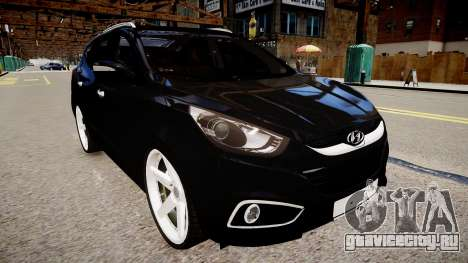 Hyundai ix35 DUB vs 2 для GTA 4