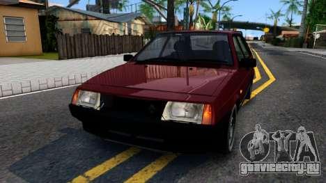 ВАЗ-21096 для GTA San Andreas