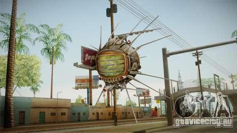 Fallout New Vegas - Eyebot Antique для GTA San Andreas