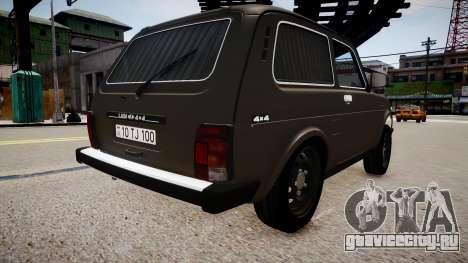 """ВАЗ 2121 """"Нива"""" Aze Style для GTA 4"""