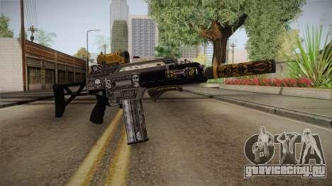 GTA 5 Special Carbine P v1 для GTA San Andreas