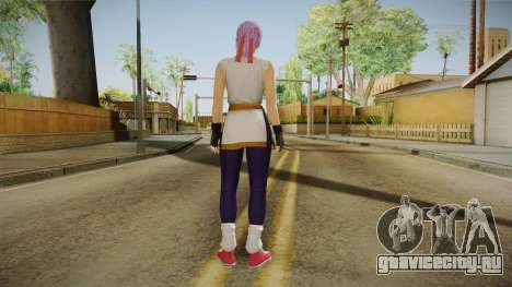 Dead Or Alive 5 - Ayane KOF DLC Costume для GTA San Andreas третий скриншот