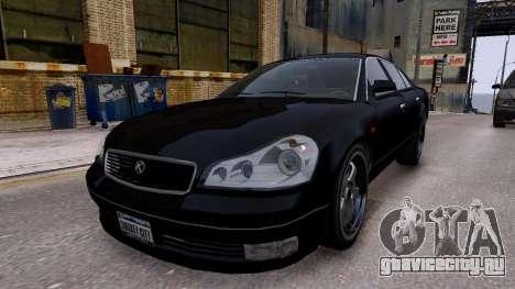 GTA V Intruder 2x для GTA 4