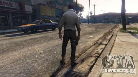 Left4Dead 1 Louis для GTA 5 третий скриншот