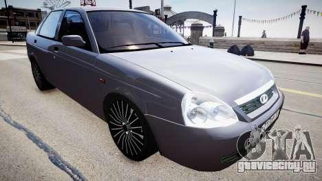 "ВАЗ 2170 ""Приора"" v2 для GTA 4"