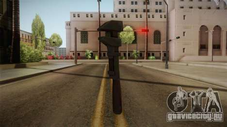 Team Fortress 2 Wrench для GTA San Andreas второй скриншот