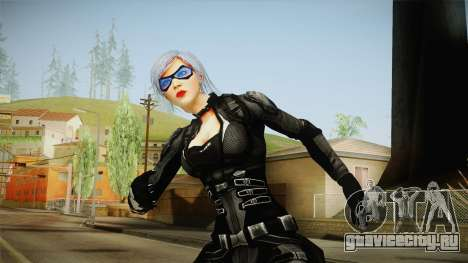 The Amazing Spider-Man 2 Game - Black Cat для GTA San Andreas