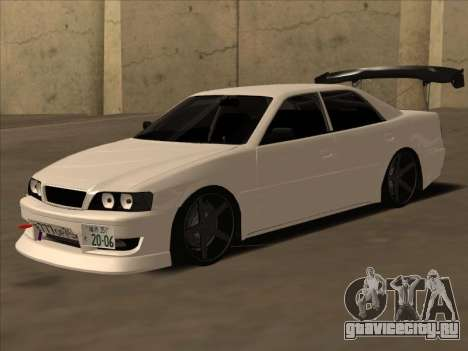 Toyota Chaser JDM для GTA San Andreas