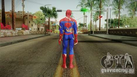 Marvel Heroes - Spider-Man Damaged для GTA San Andreas