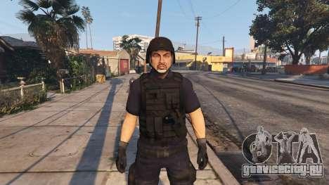 SWAT LSPD для GTA 5