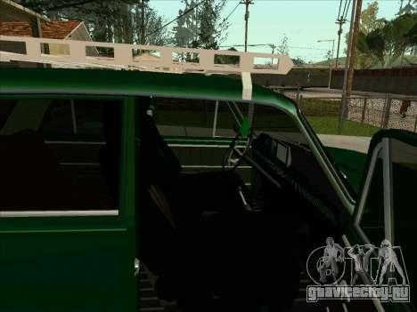 VAZ-21013 для GTA San Andreas вид справа