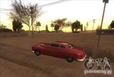ENBSeries v0.074 for Low PC для GTA San Andreas второй скриншот