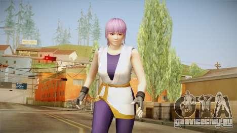 Dead Or Alive 5 - Ayane KOF DLC Costume для GTA San Andreas