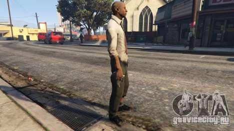 Left4Dead 1 Louis для GTA 5 второй скриншот