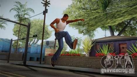 GTA 5 Анимации для GTA San Andreas седьмой скриншот