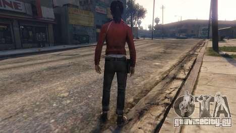 Left4Dead 1 Zoey для GTA 5 третий скриншот
