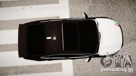 Volvo S60 Modified для GTA 4 вид изнутри