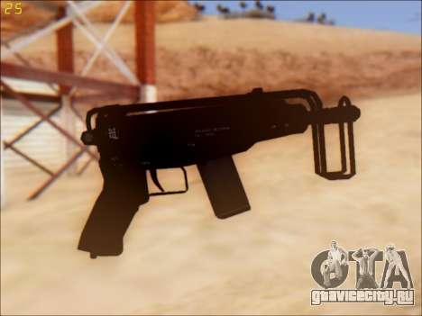 GTA 5 Hawk & Little Mini SMG для GTA San Andreas