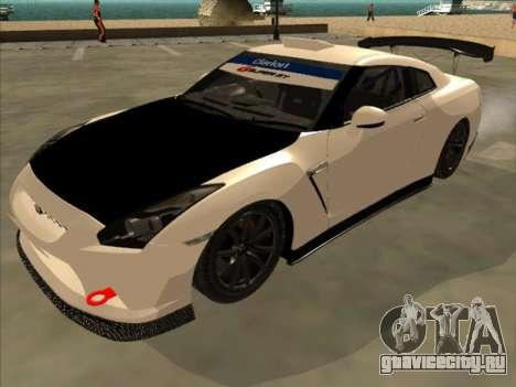 Nissan GT-R Drift JDM для GTA San Andreas