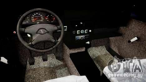 ВАЗ 21214 Нива для GTA 4 вид изнутри