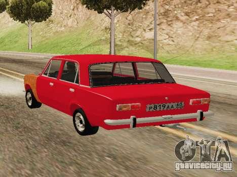 ВАЗ 2101 Для GVR начальная версия для GTA San Andreas вид слева