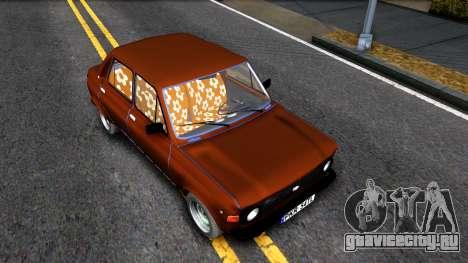 Zastava 1100p для GTA San Andreas вид справа