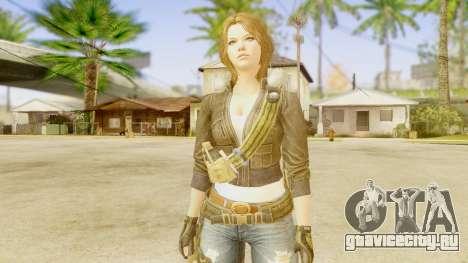 Sudden Attack 2 - Scarlet Jacket для GTA San Andreas второй скриншот