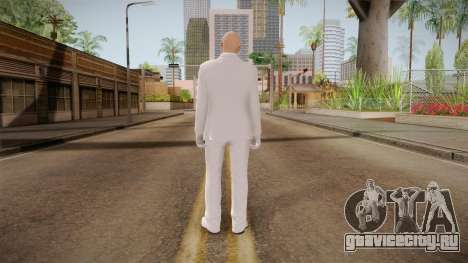 Hitman Agent 47 Requiem для GTA San Andreas третий скриншот