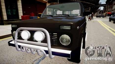 ВАЗ 21214 Нива для GTA 4