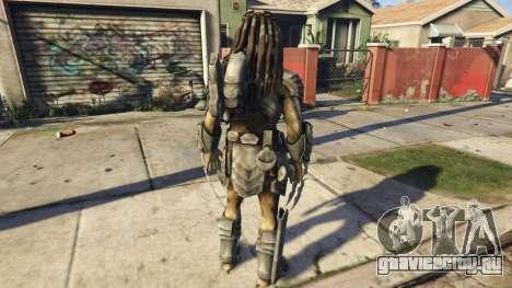 Predator 1.0 для GTA 5 третий скриншот