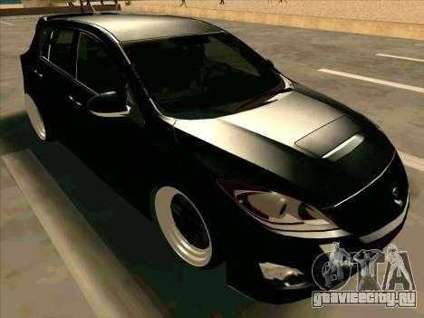 Mazda 3 для GTA San Andreas
