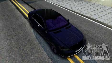 Mercedes-Benz S70 для GTA San Andreas вид справа